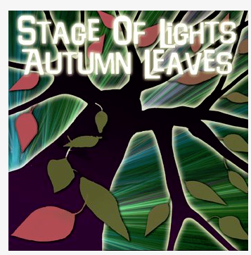 Autumn Leaves CD Cover