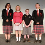 Head prefects and Primary Captains